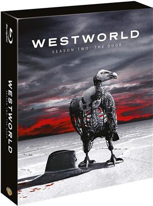 Westworld - Stagione 2 - The Door (Digipack, 3 Blu-rays)