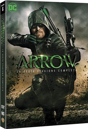 Arrow - Stagione 6 (5 DVD)