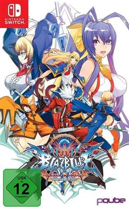 BlazBlue Centralfiction (German Special Edition)