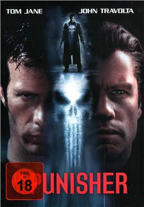 The Punisher (2004) (Cover E, Extended Edition, Limited Edition, Mediabook, Blu-ray + DVD)