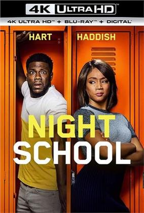 Night School (2018) (Extended Edition, 4K Ultra HD + Blu-ray)