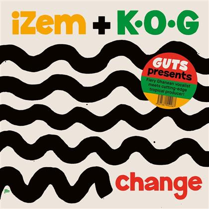 "Izem & K.O.G - Change (Limited Edition, 7"" Single)"