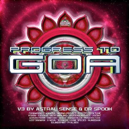 Progress To Goa Vol. 3 (2 CDs)