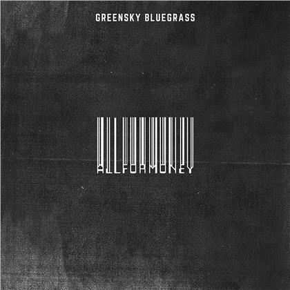 Greensky Bluegrass - All For Money (2 LPs)