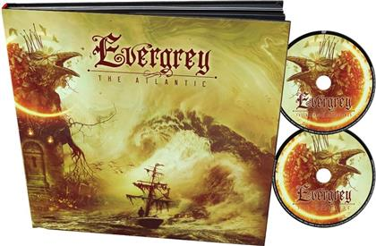 Evergrey - Atlantic (Artbook, Limited Edition, 2 CDs)