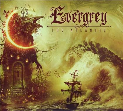Evergrey - Atlantic (Limited Digipack)