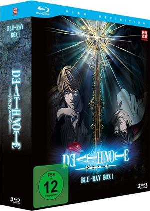 Death Note - Box 1 (3 Blu-rays)