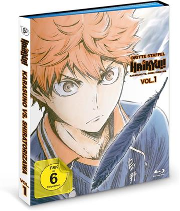 Haikyu!! - Staffel 3 - Vol. 1 (2 Blu-rays)