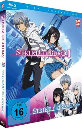 Strike the Blood Second / Strike the Blood OVAs (2 Blu-rays)