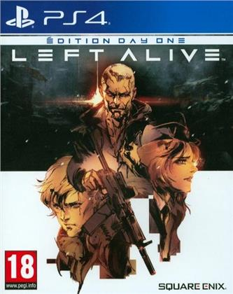 Left Alive (Day One Edition)