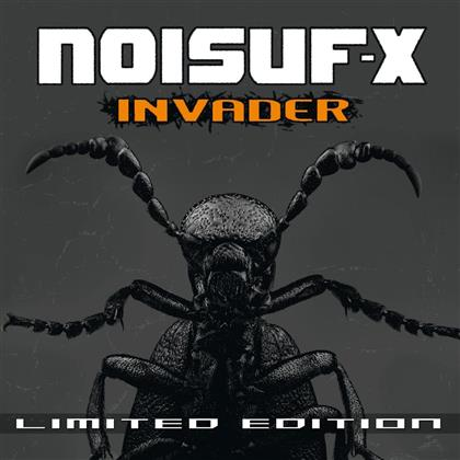 Noisuf-X - Invader (Limited Edition)