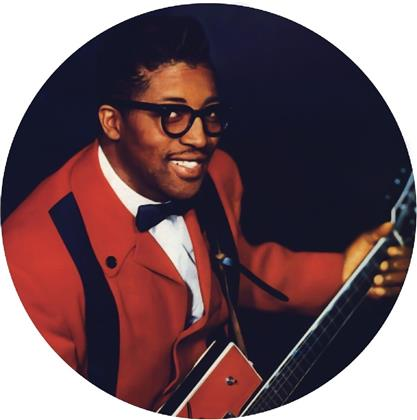 Bo Diddley - I'm A Man - Live 84 (Limited, Picture Disc, LP)