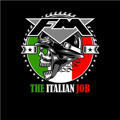 FM - The Italian Job (Digipack, CD + DVD)
