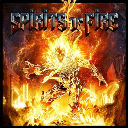 Spirits Of Fire - --- (Gatefold, LP)