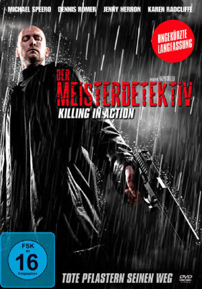 Der Meisterdetektiv - Killing in Action (1986) (Uncut)