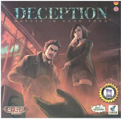 Deception - Murder in Hong Kong (Spiel)
