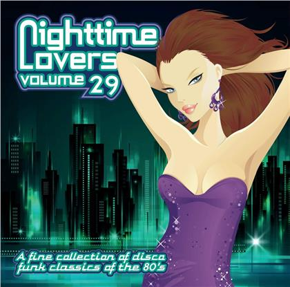 Nighttime Lovers Vol. 29