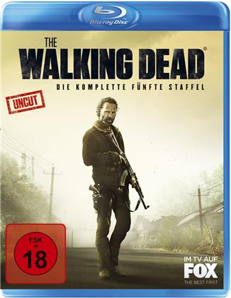 The Walking Dead - Staffel 5 (Neuauflage, Uncut, 5 Blu-rays)