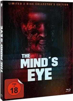 The Mind's Eye (2015) (Cover B, Collector's Edition, Limited Edition, Mediabook, Blu-ray + DVD)