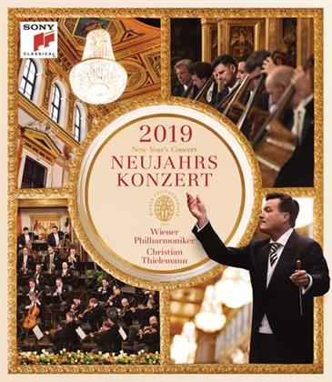 Wiener Philharmoniker, … - New Year's concert 2019