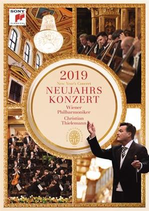 Wiener Philharmoniker & Christian Thielemann - New Year's concert 2019