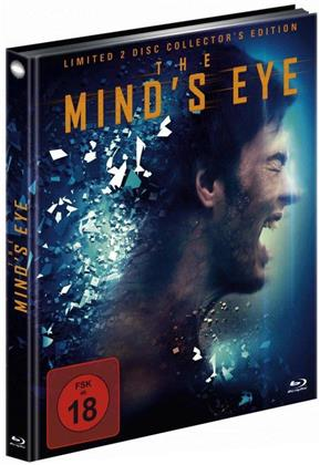 The Mind's Eye (2015) (Cover A, Collector's Edition, Limited Edition, Mediabook, Blu-ray + DVD)