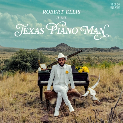 Robert Ellis - Texas Piano Man (LP)
