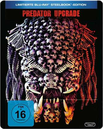 Predator - Upgrade (2018) (Steelbook)