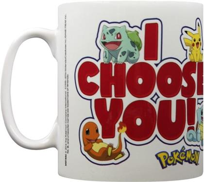 Pokémon - I Choose You - Mug