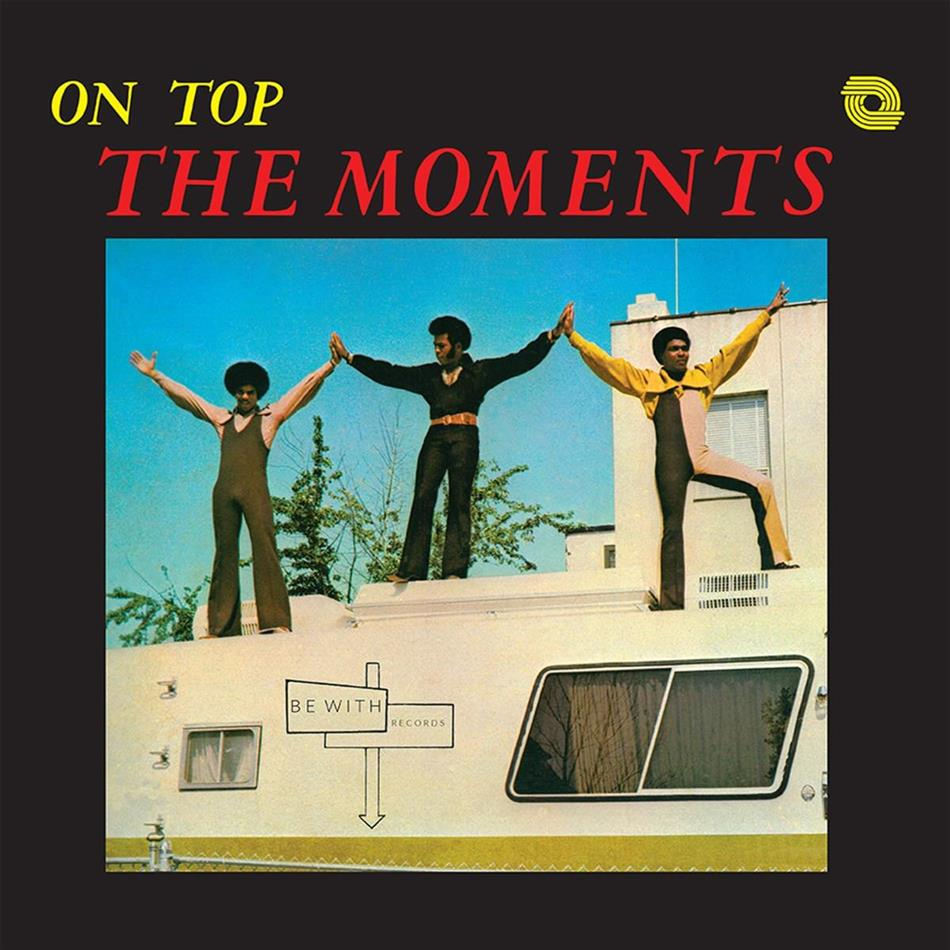 Moments - On Top (LP)