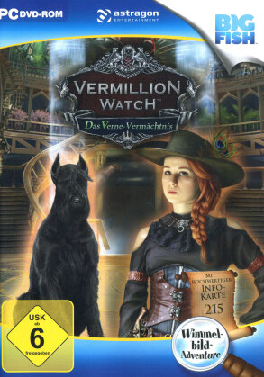 Vermillion Watch - Verne-Vermächtnis