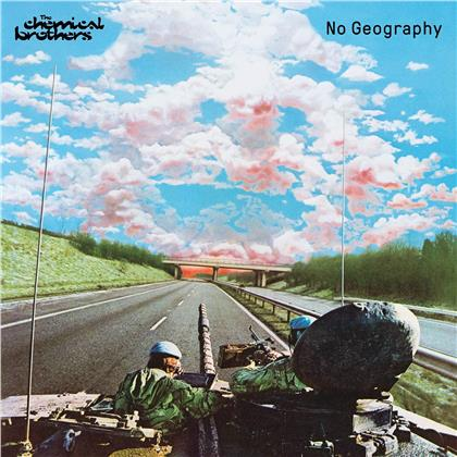 The Chemical Brothers - No Geography (2 LPs)