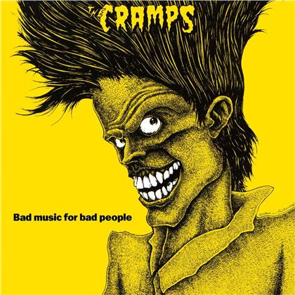 The Cramps - Bad Music For Bad People (2018 Reissue, LP)