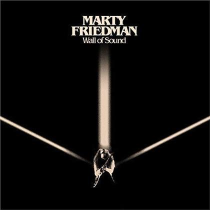 Marty Friedman - Wall Of Sound (2019 Reissue, LP)