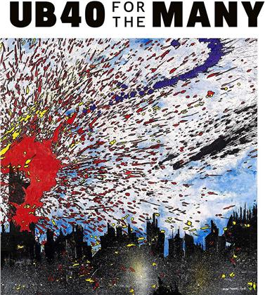 UB40 - For The Many (CD + DVD)