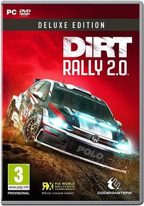 DiRT Rally 2.0 (Édition Deluxe)