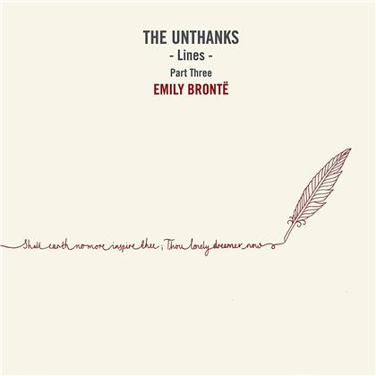 "The Unthanks - Lines - Part Three: Emily Bronte (10"" Maxi)"
