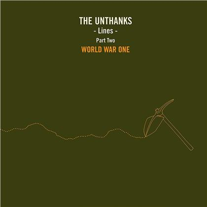 "The Unthanks - Lines - Part Two: World War One (10"" Maxi)"