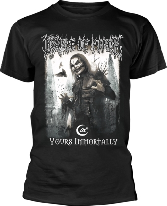 Cradle Of Filth - Yours Immortally