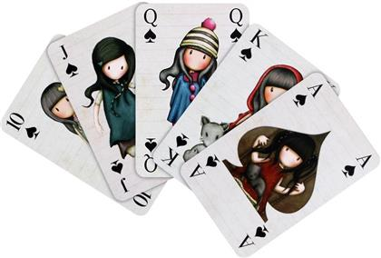 Santoro Gorjuss Playing Cards - The Hatter
