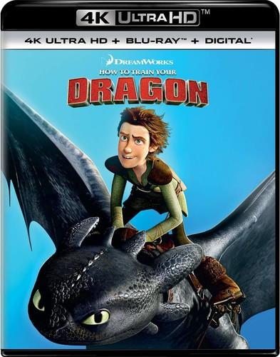 How To Train Your Dragon (2010) (4K Ultra HD + Blu-ray)