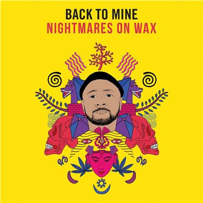 Nightmare On Wax Presents - Back To Mine (Limited Edition, 2 LPs)