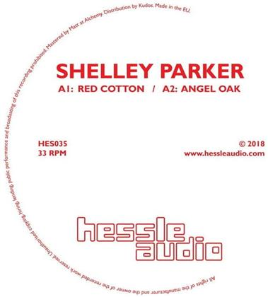 "Shelley Parker - Red Cotton EP (12"" Maxi)"
