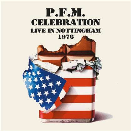 P.F.M. (Premiata Forneria Marconi) - Celebration Live (2 CDs)