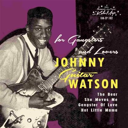 "Johnny Guitar Watson - The Bear EP (7"" Single)"