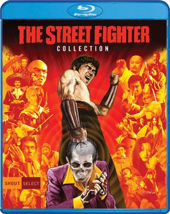 The Street Fighter Collection (3 Blu-rays)