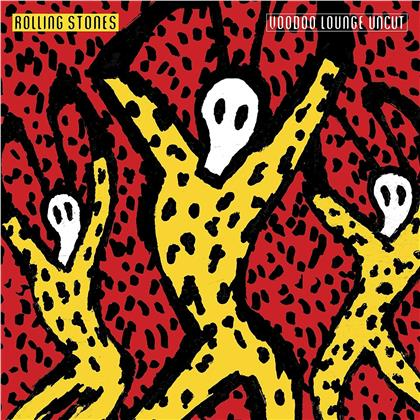 The Rolling Stones - Voodoo Lounge Uncut (Red Vinyl, 3 LPs)