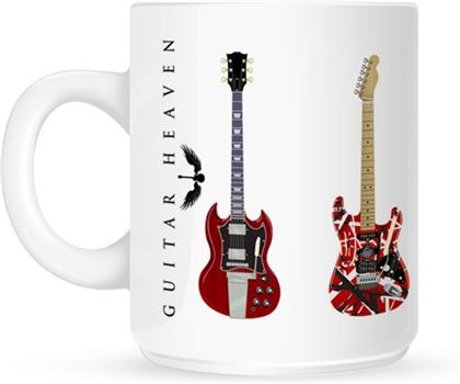 Guitar Heaven Mug - Classic Rock