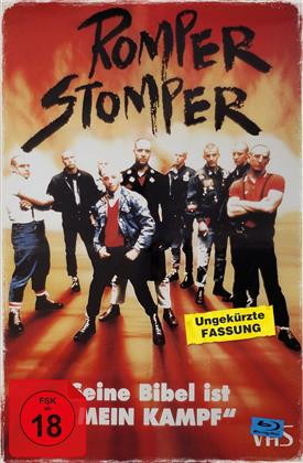 Romper Stomper (1992) (Cover VHS, Collector's Edition, Limited Edition, Uncut)