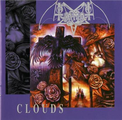 Tiamat - Clouds (2019 Reissue, Purple Vinyl, LP)